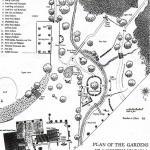 Map of Ashintully Gardens