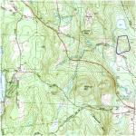 Map of  Bradley Sanctuary