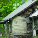 Alma Jone's abandoned house