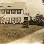 Old Prouty home