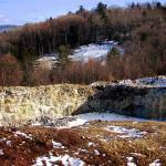 Turkey Hill quarry