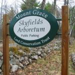 Skyfields sign
