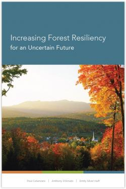 Increasing Forest Resiliency publication
