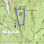 Hidden Valley topo map