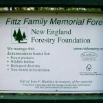 Fittz Family Forest sign