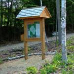 Info Kiosk Fittz Forest