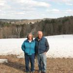 Ann and Tony Borton